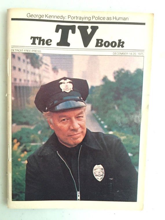 George Kennedy The Blue Knight 1976 - The Blue Knight (TV