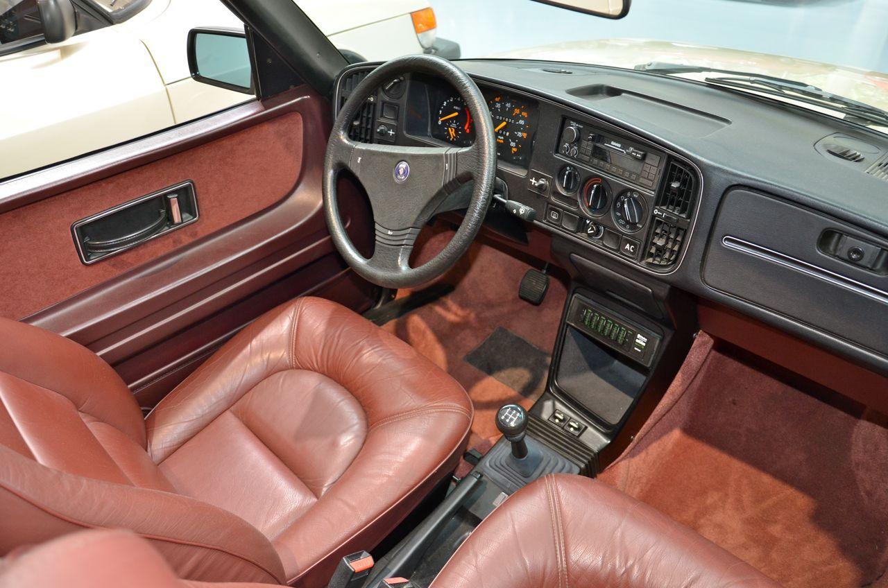 Saab 900 Turbo Interior Image 220 Saab 900 Saab Saab 900 Convertible