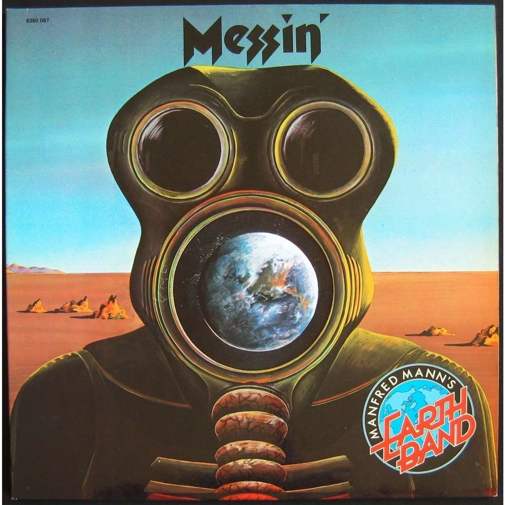 Messin Manfred Mann Earth Band Manfred Mann S Earth