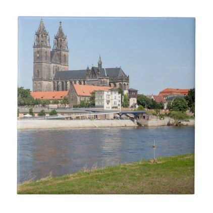 Magdeburg View Photo Ceramic Tile Photo Gifts Cyo Photos Personalize With Images Photo View Photos Ceramic Tiles