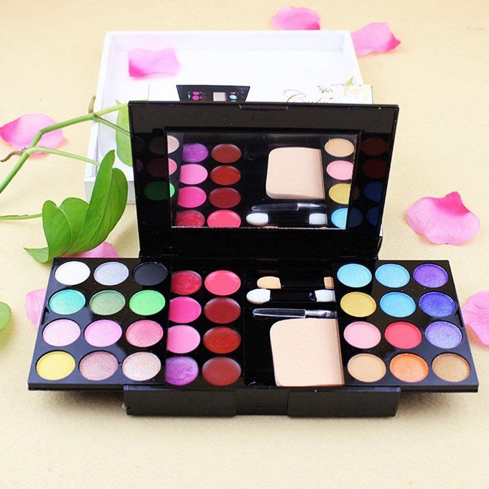 Makeup set of 24 eyeshadow palette3 pressed powderblush