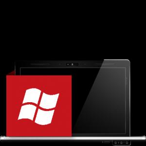 Εγκατάσταση Windows σε laptop