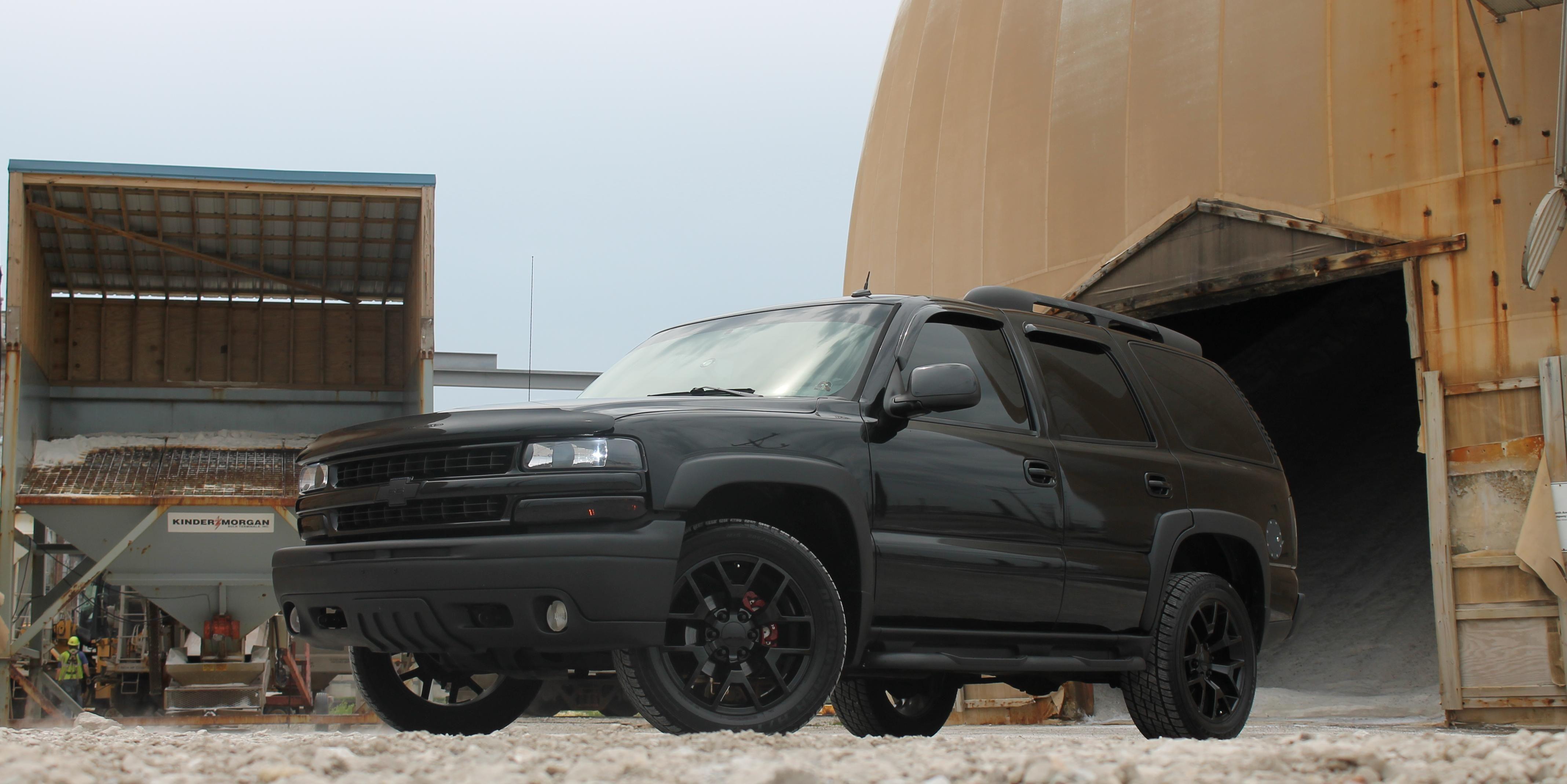 RedneckRambo45 2005 Chevrolet Tahoe  Trucks  Pinterest