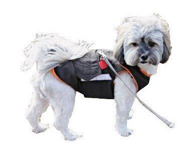 Shih Tzu Exra Warm Winter Dog Coat Dog Jacket By Pepperpetwear