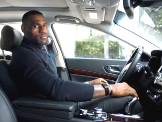 LEBRON JAMES How the king of the NBA spends his millions