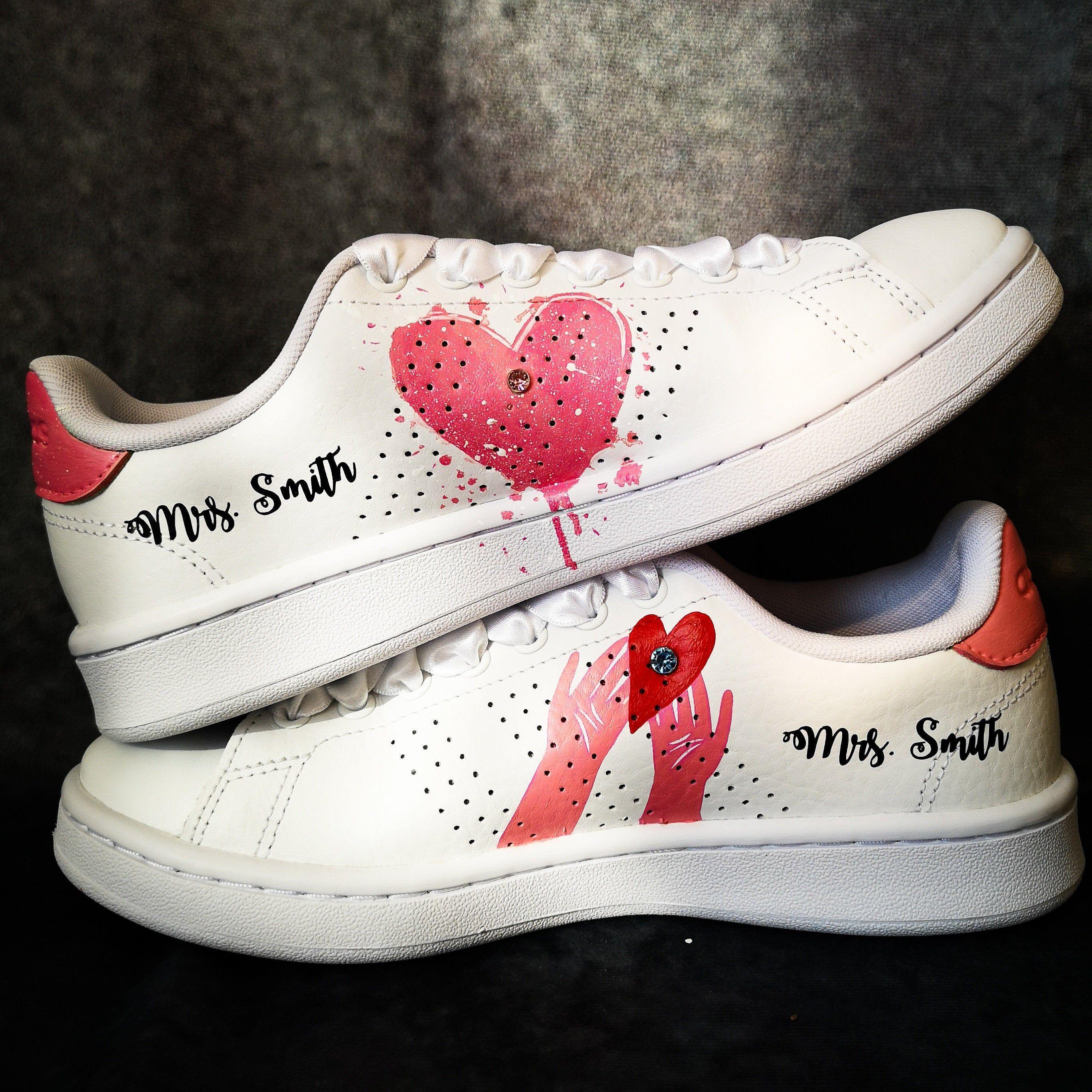 Wedding sneakers, Sneakers, Adidas stan