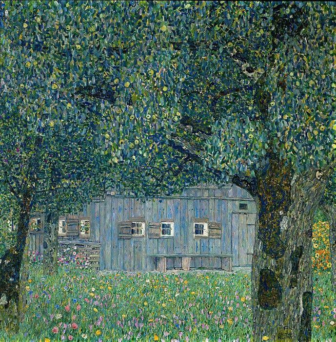 Gustav Klimt Gustav Klimt Zhivopis Pejzazhi