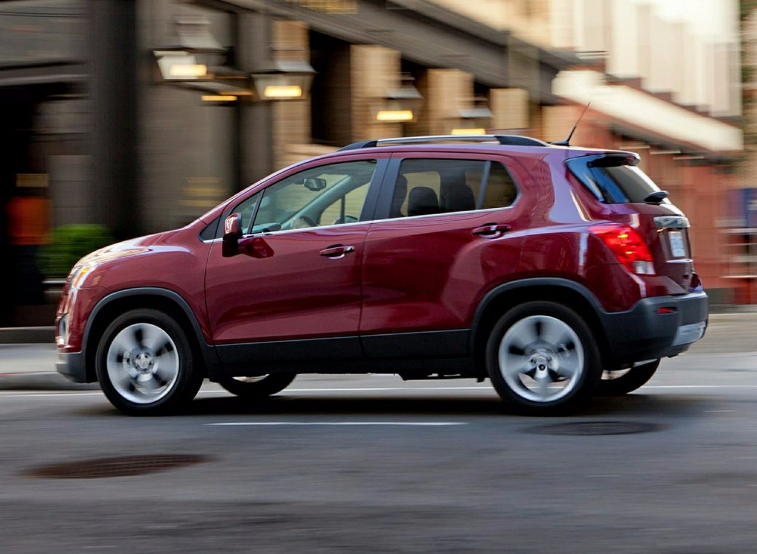 2018 Chevrolet Trax According Rumors From Usa Autos Market