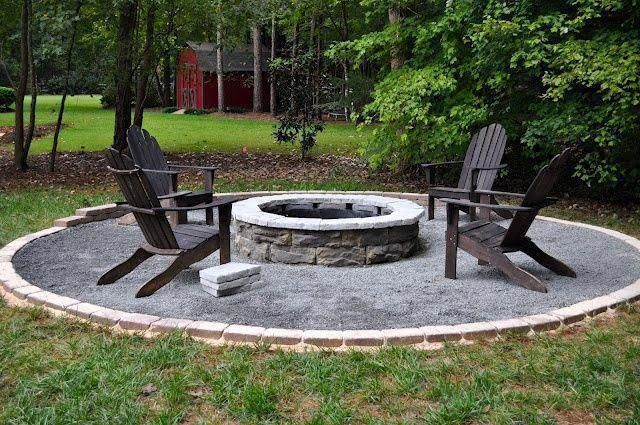 Photo of 52 Easy and Cheap Fire Pit and Backyard Landscaping Ideas – spaciroom.com