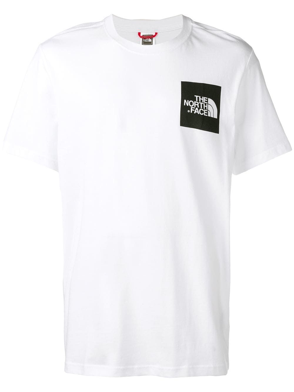 764c7b095 THE NORTH FACE THE NORTH FACE LOGO PATCH T-SHIRT - WHITE ...