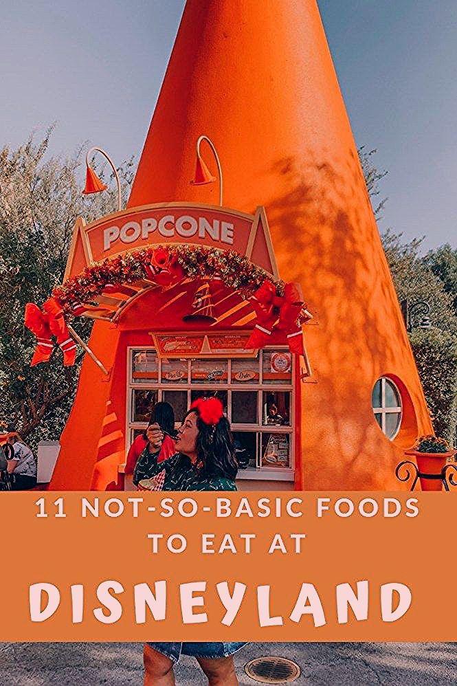 Photo of Not your average Basic B*tch Disneyland Food Guide – biancakarina