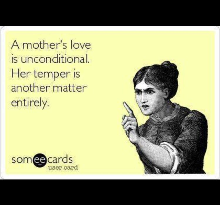 Right Mothers Love Unconditional Love Memes
