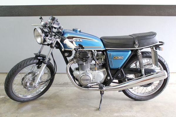 1974 Honda Cb360  Atlanta