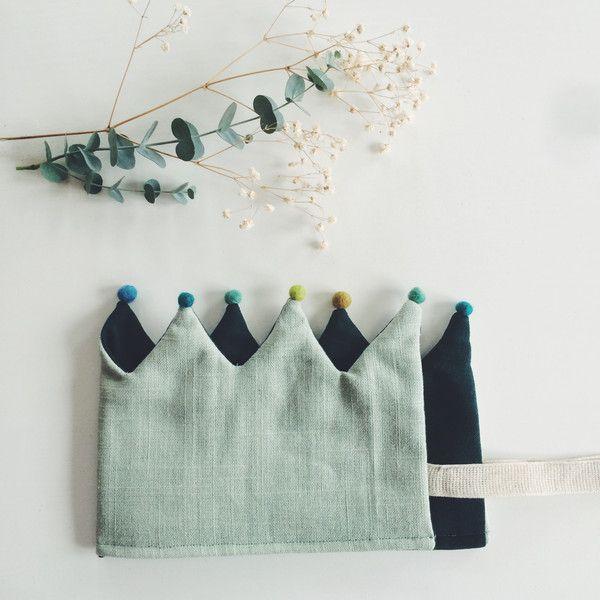Photo of Kronen – Krone / Geburtstagskrone / Verkleidung – ein einzigartiges Produkt von aboutt …