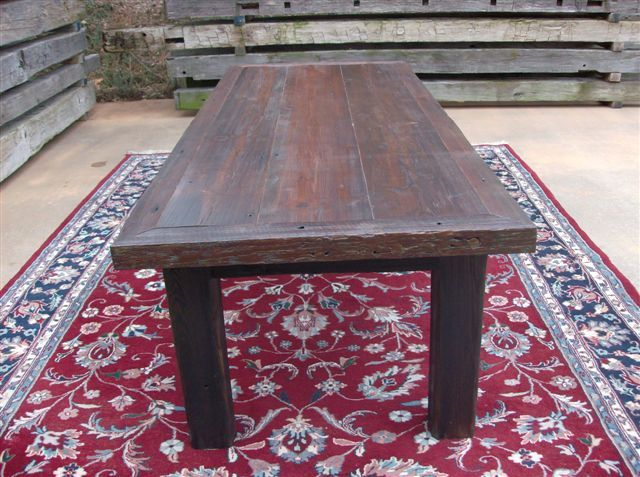Dining room table candidate