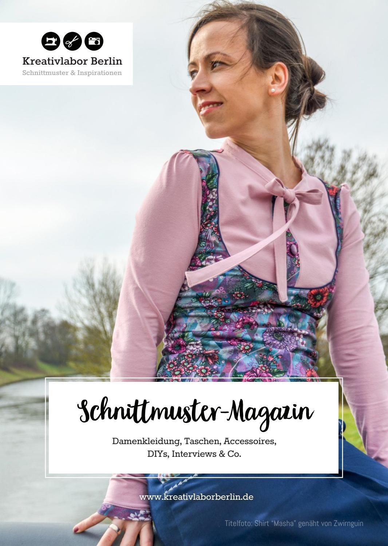 Kreativlabor Berlin Schnittmuster-Magazin | Kreativlabor berlin ...