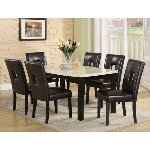 Mckinnie 7 Piece Dining Set in 2018 Furniture Dining Table