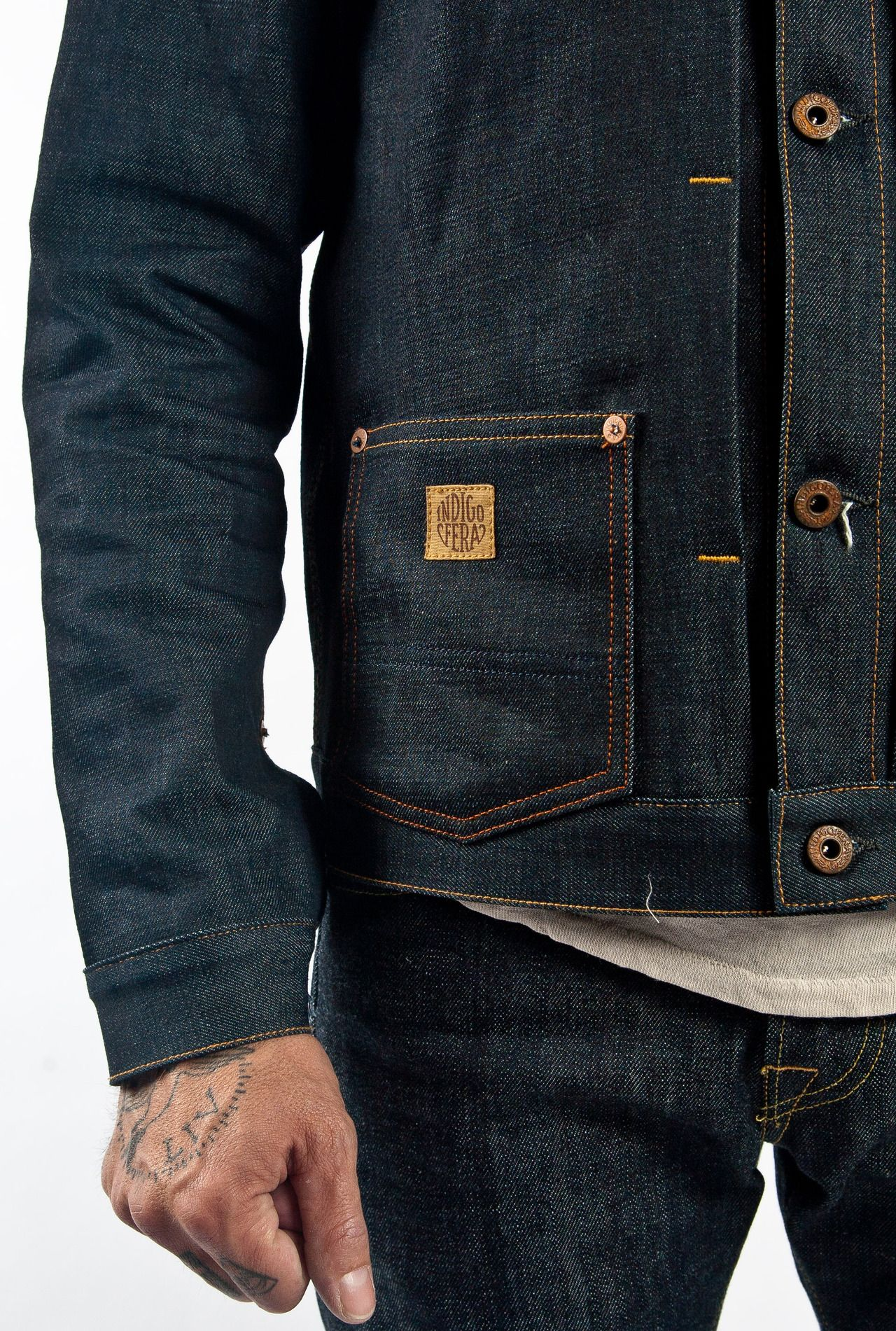Mode Pinterest Denim Dstore Jacket Grant Vintage Indigofera OCwnqUApSx