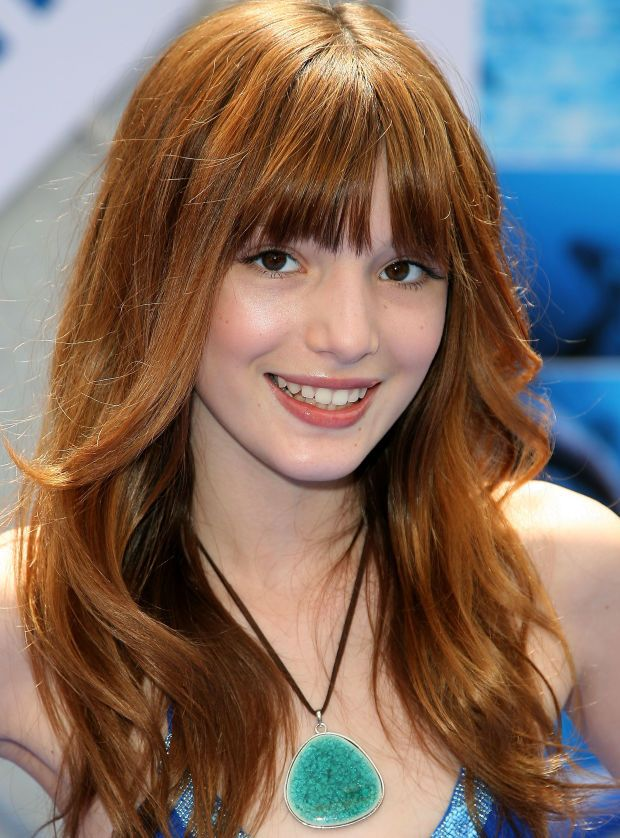 Bella Thorne at the 2010 premiere of 'Oceans'. http://beautyeditor.ca/2015/07/03/bella-thorne-before-and-after