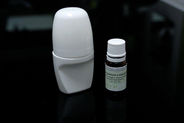 recette d odorant naturel efficace pendant la canicule au g ranium rosat deo pinterest. Black Bedroom Furniture Sets. Home Design Ideas