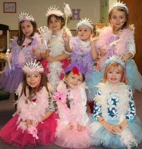 The Princess Birthday Blog.  Princess Party Games- Who Knows the Birthday Girl Best.  #princessparty #princess #games
