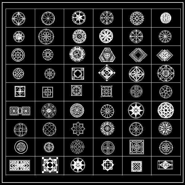 119 Types Paving Design Blocks Cad Design Download Autocad