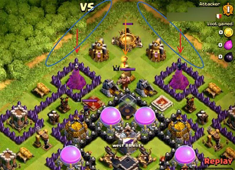 Strategia Go-To per farmare in Clash of Clans