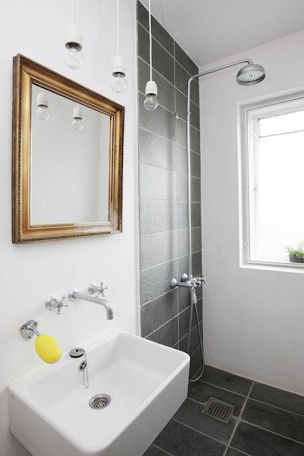 BLACKBIRD Bathroom For The Home Pinterest Große Fliesen - Weiße große fliesen