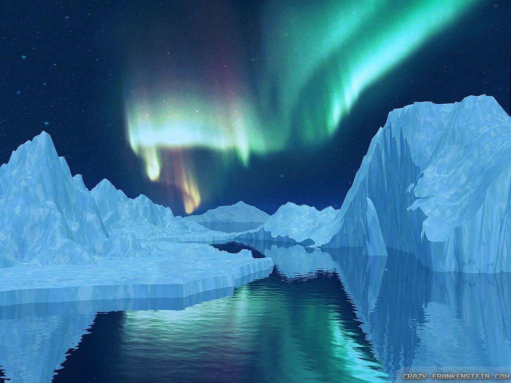 Фотографии северного полюса