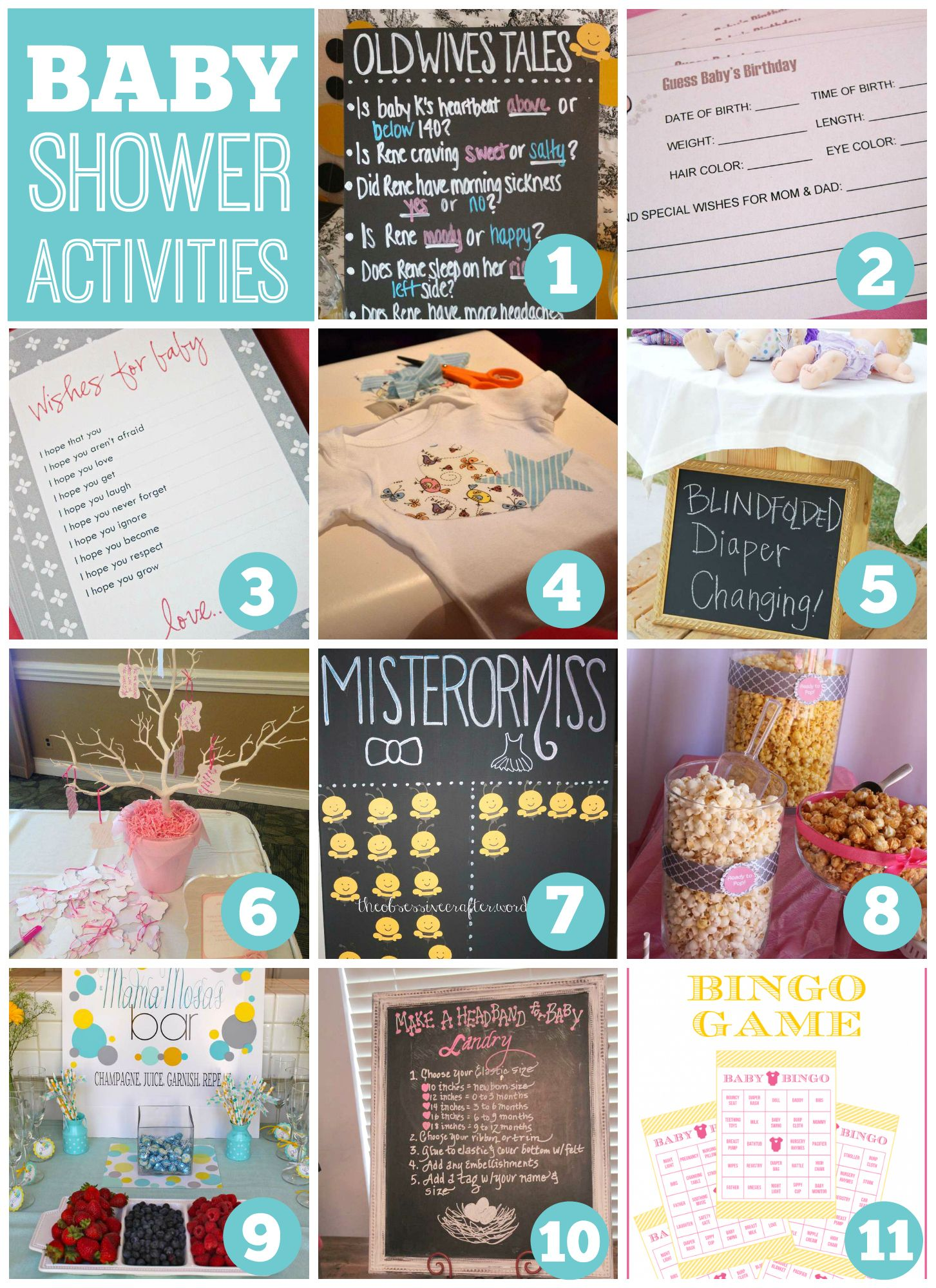 Baby Shower Supplies Wholesale