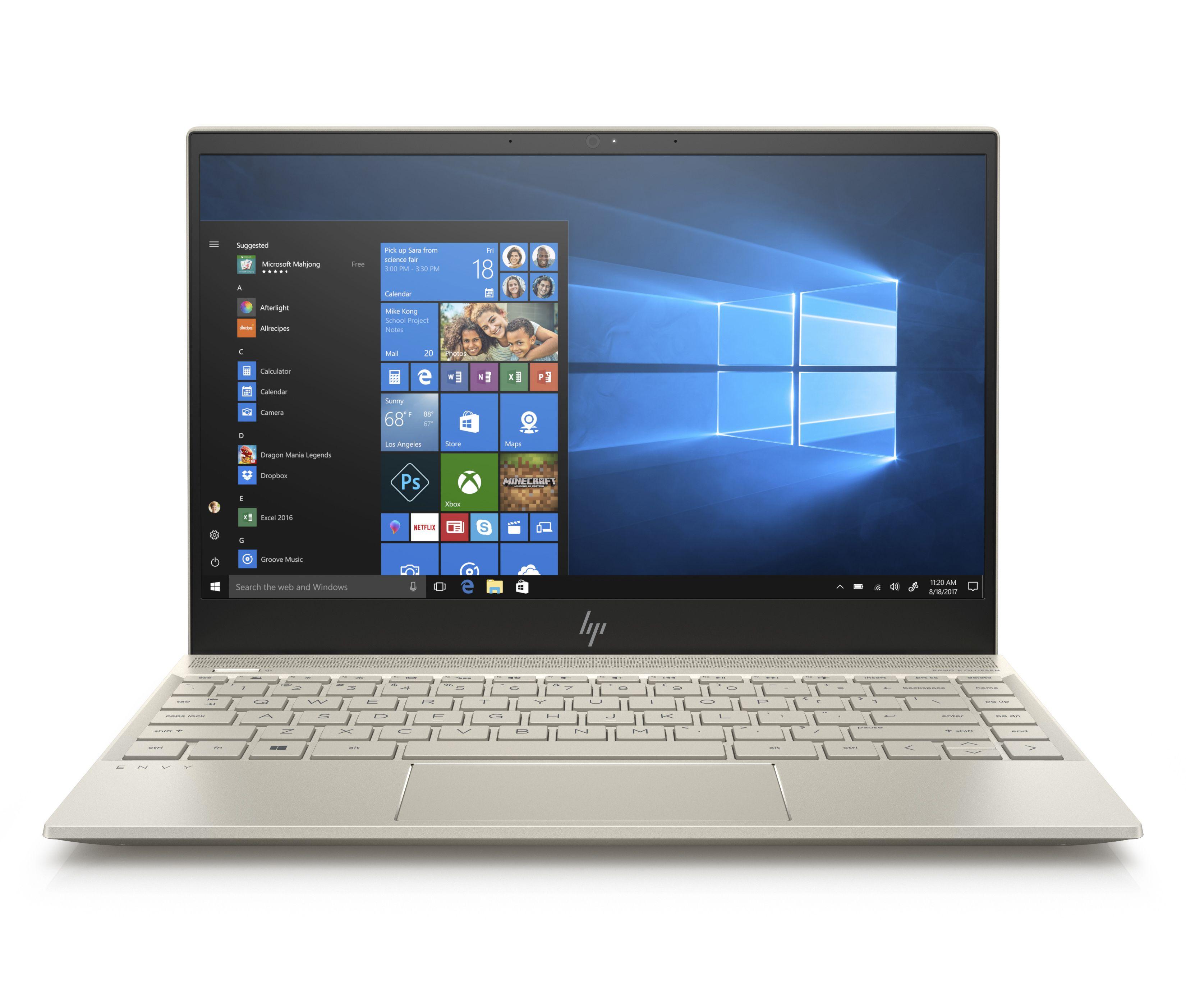 Hp Envy 13 3 Fhd Intel Core I5 8250u 8gb Sdram 256gb Ssd 13 Ah0051wm Walmart Com Hp Laptop Laptop Price Probook