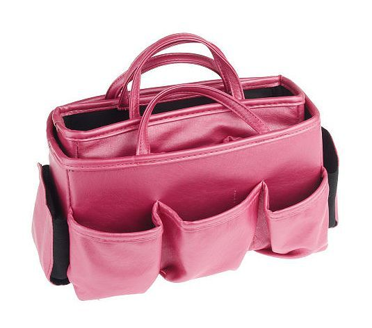 Ready Set Go Bag Organizer by Lori Greiner. Find this Pin and more ... 2e6822433525f