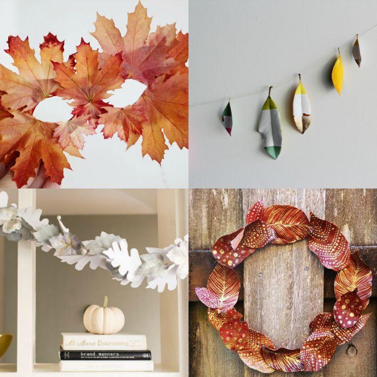 activit manuelle sur l 39 automne partager avec vos. Black Bedroom Furniture Sets. Home Design Ideas