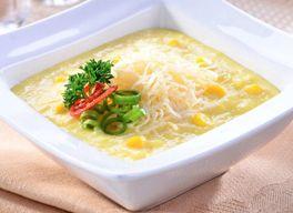 Sup Krim Jagung Makanan Pendamping Resep Sup Krim