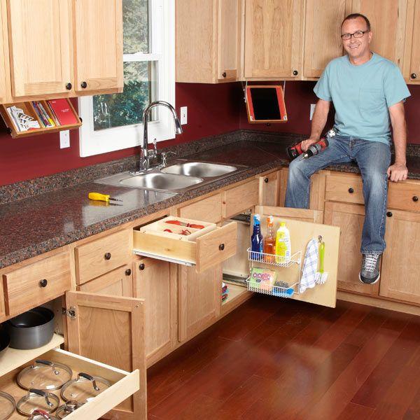 Ideas para organizar la cocina propuestas cocinas y for Como ordenar la cocina