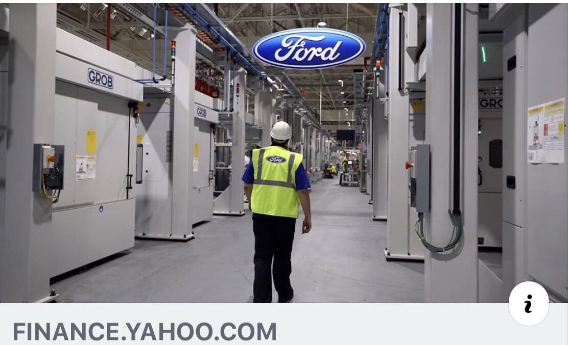 Ford Prepares For Mass Layoffs After Losing 1 Billion To Trump S