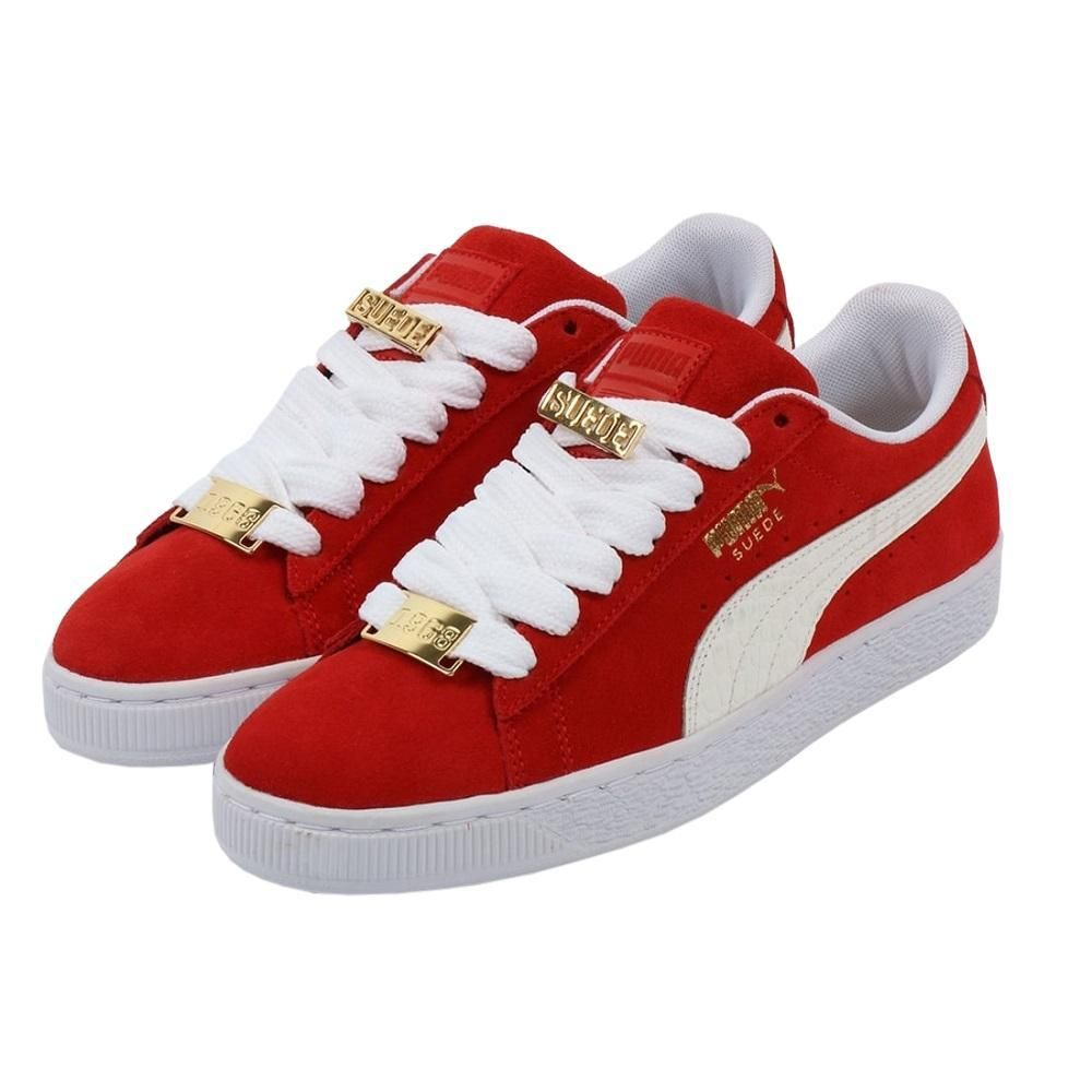 197adf41b05 Puma Suede Classic BBoy Fabulous Flame Scarlet   White online – West  Brothers