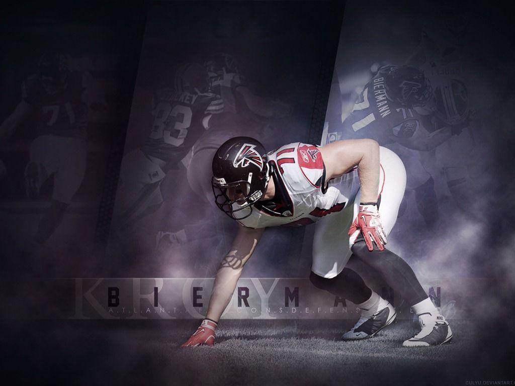 Kyor Biermann Nfl Wallpaper Atlanta Falcons Wallpaper Sports Wallpapers Atlanta Falcons