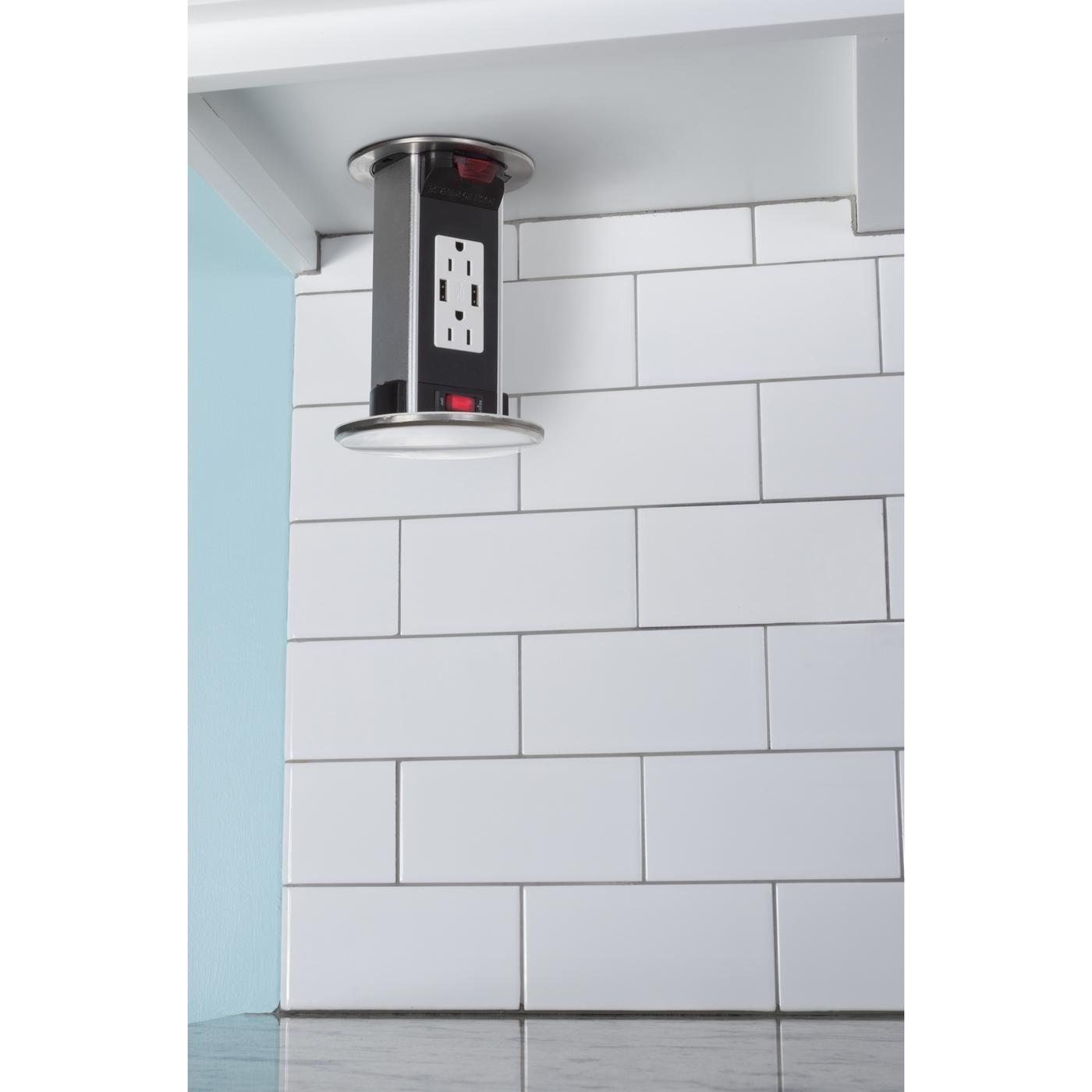 kitchen cabinet power outlet - desain dekorasi rumah