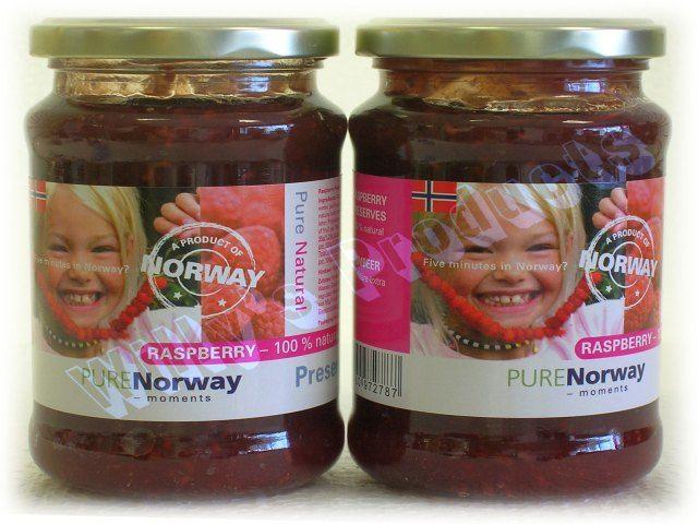 Bringebaer Pure Norway Scandinavian Food Food Store Pure Products