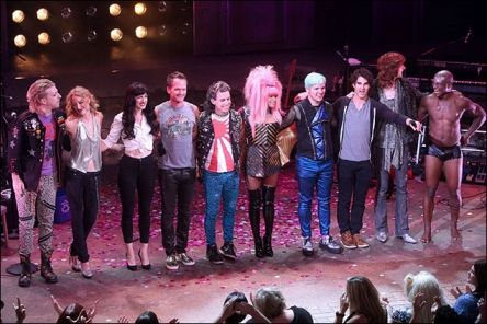 Hedwig and the Angry Inch final Broadway performance