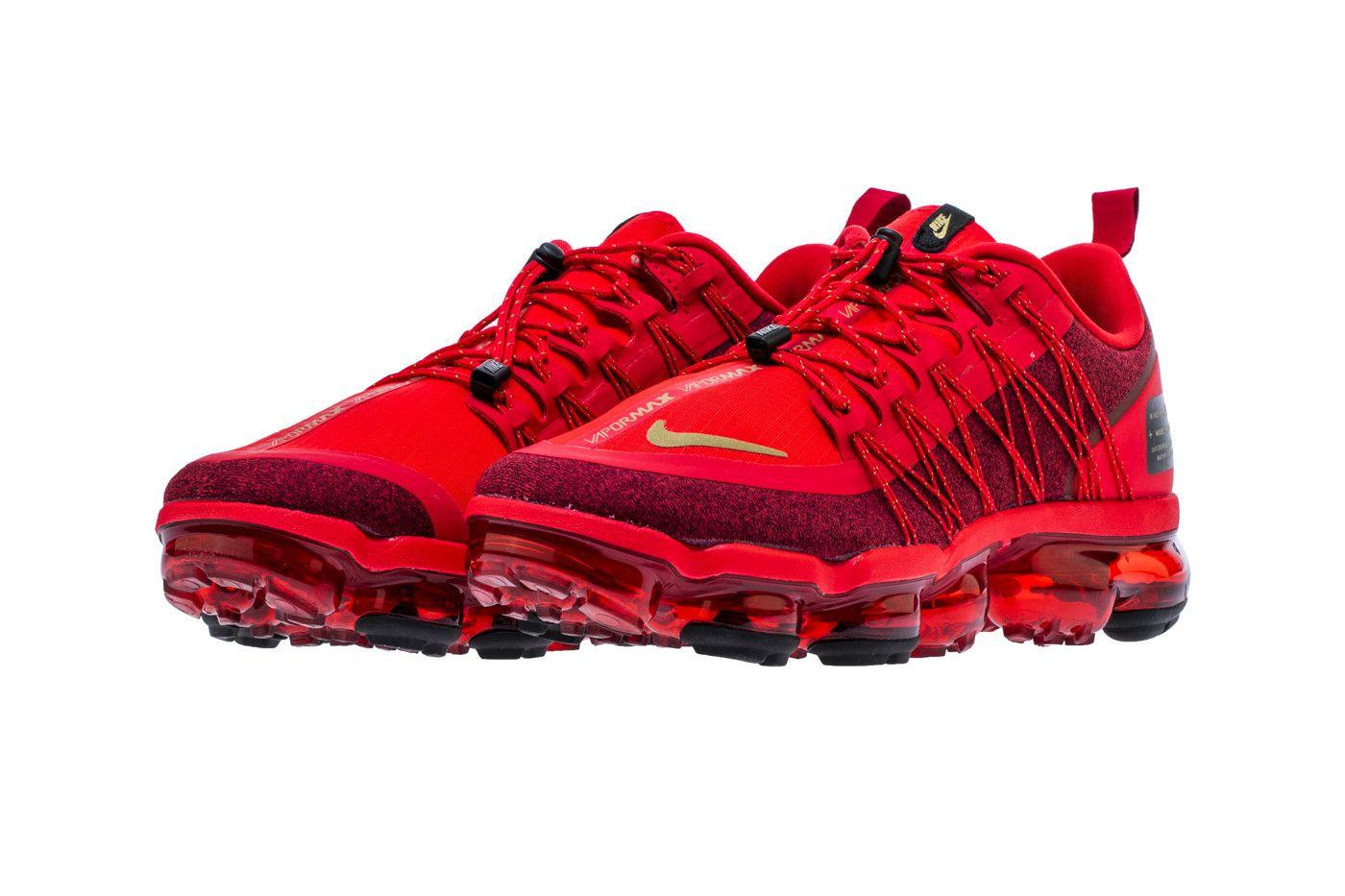 Nike air vapormax, Nike, Red sneakers
