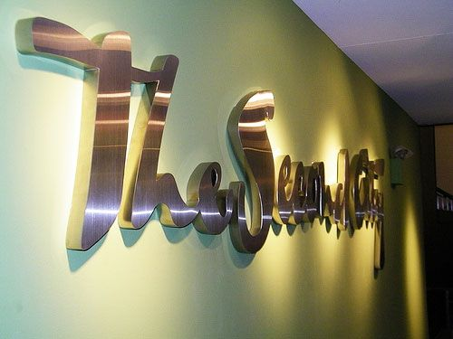 The 3d letter name board aakriti Pinterest 3d letters, Chennai - new letter sample for change of company name
