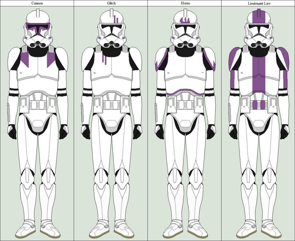 clone trooper glitch