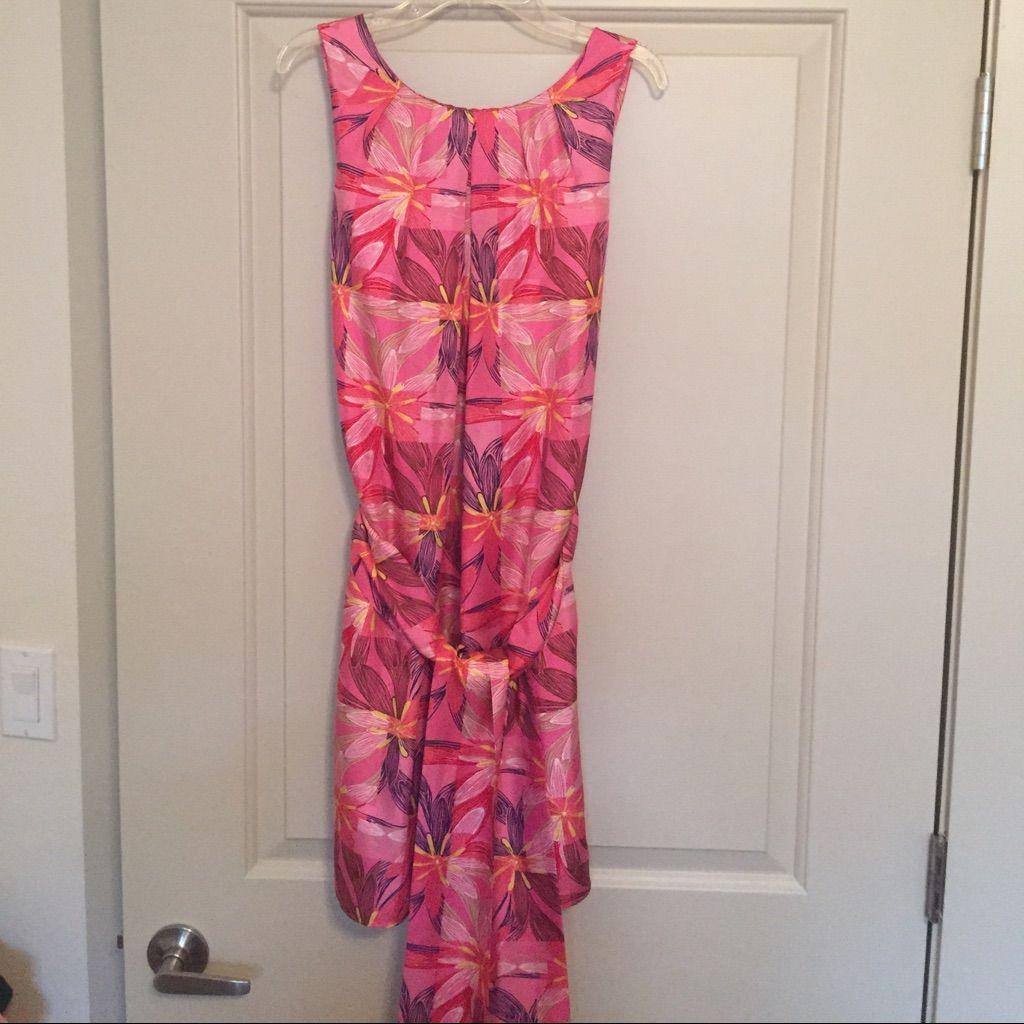Pulitzer Silk Dress