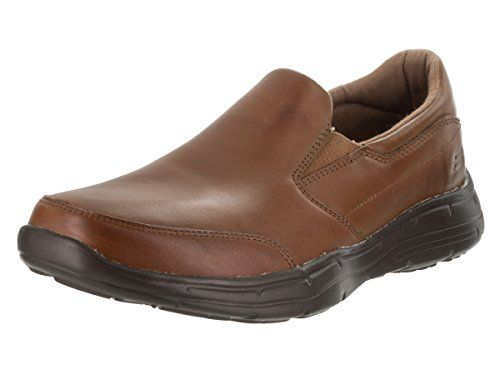 95cc21b7775 Skechers Men s Relaxed Fit Glides Calculous Slip On
