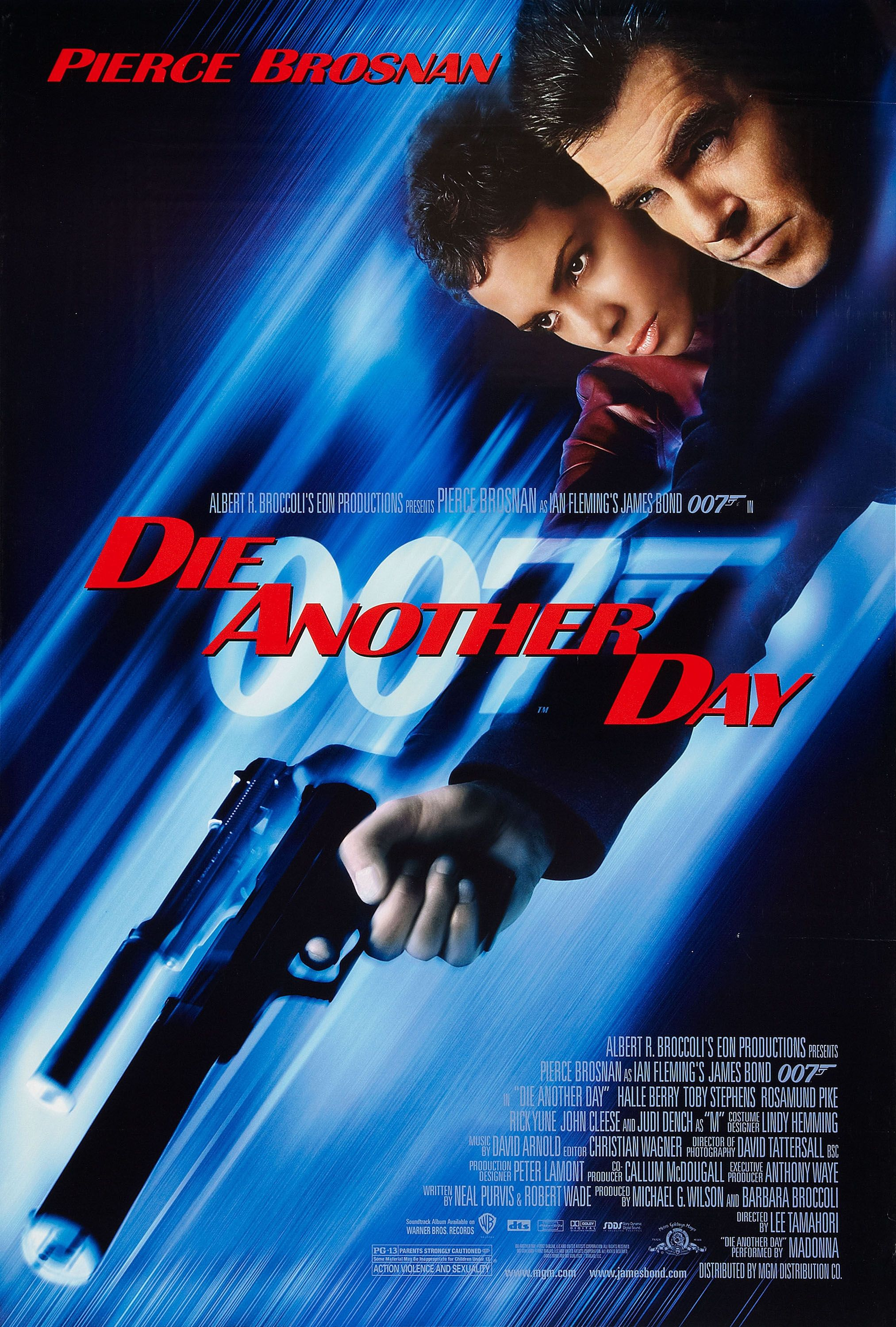 Die Another Day 2002 Filmes Cinema Filme Lista De Filmes