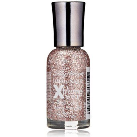 Strobe Light Walmart Magnificent Sally Hansen Hard As Nails Xtreme Wear Nail Color Strobe Light 04 Inspiration Design
