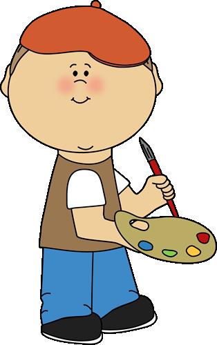 arte 6 escuela pinterest community helpers grandkids and clip art rh pinterest com Female Artist Clip Art Artist Logo