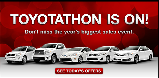 Toyotathon Now On At Toyota Of Hollywood Fl Http Toyotaofhollywood Com Toyota Toyota Dealership New Cars
